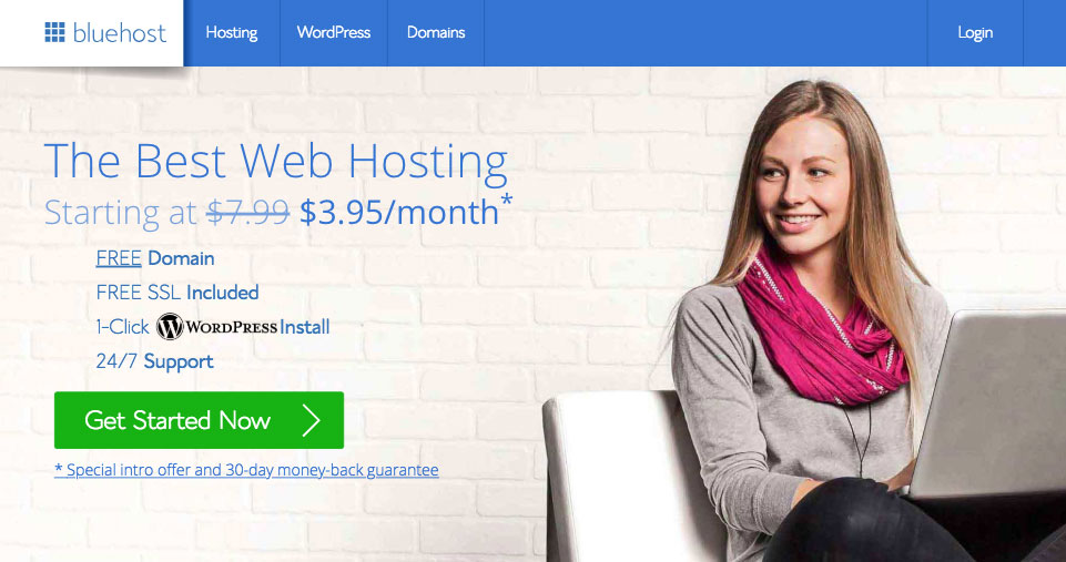 Bluehost Discount Plans: Get 51% Discount on Shared Hosting