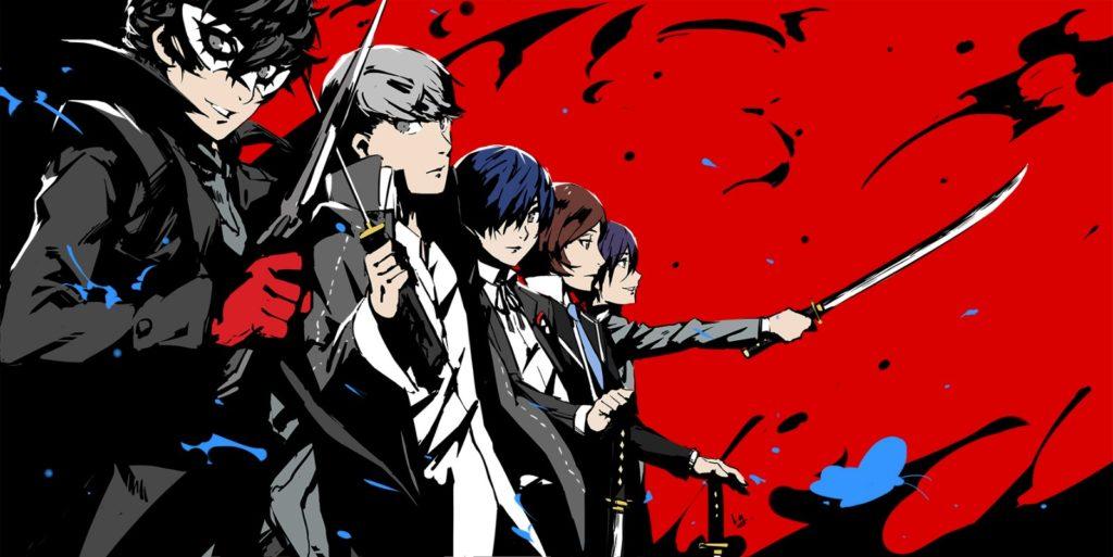 Persona5 Battle Design