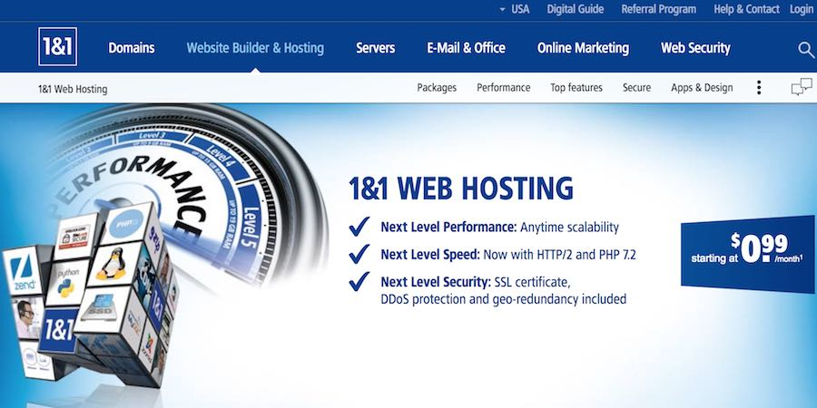 1and1 Web Hosting: Read the Real User Reviews