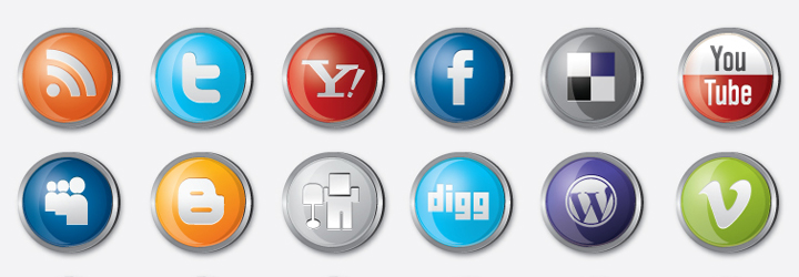 Top 10 Most Popular Social Networking Sites of the World